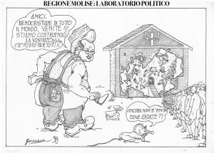Regione Molise: laboratorio politico